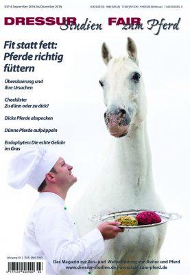 Das neue Heft: Fit statt fett: Richtig füttern!