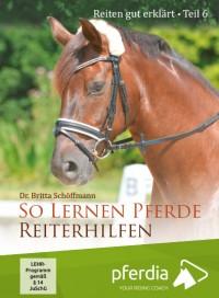 DVD bis morgen zum Sonderpreis – So lernen Pferde Reiterhilfen